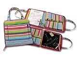: Crayola Doodlebugz  Doodlebag Pink Stripe