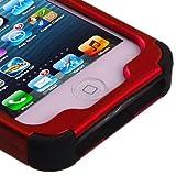 MYTURTLE Hybrid Phone Case for Apple iPhone SE 5S 5