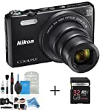 Best Point And Shoot Camera 2015s - Nikon Coolpix S7000 16 MP Digital Camera Review