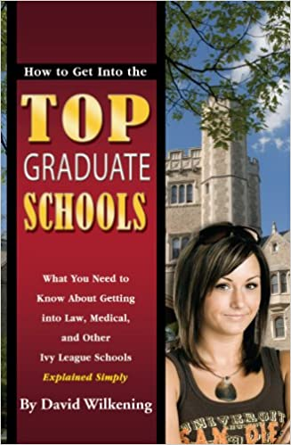 Whats all needed to get into graduate school?