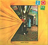 10CC: Sheet Music LP VG++/NM Canada Mercury MIP-1-9322