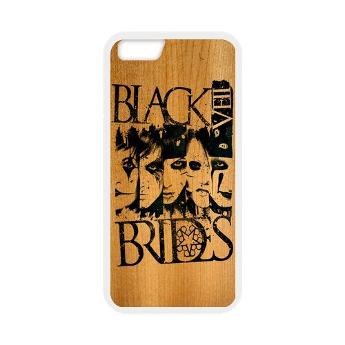 "Fayruz - iPhone 6 Rubber Cases, Black Veil Brides Hard Phone Cover for iPhone 6 4.7"" F-i5G338"