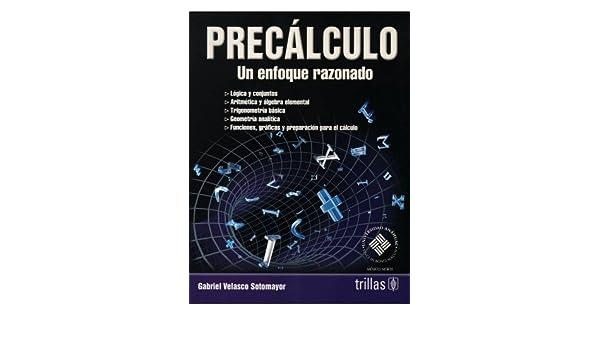 Precalculo / Precalculus: Un Enfoque Razonado / a Rational Approach (Spanish Edition)