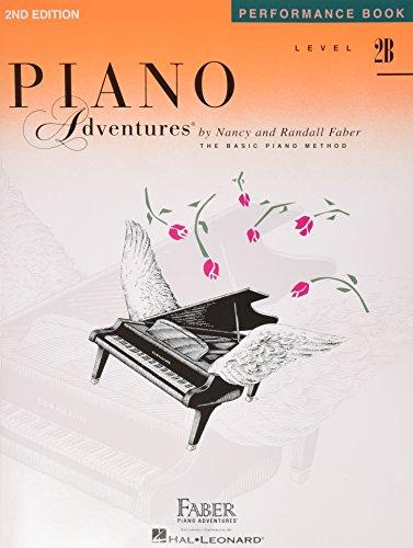 piano adventures level 2b performance book pdf