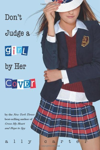 Judge Cover Gallagher Girls Carter
