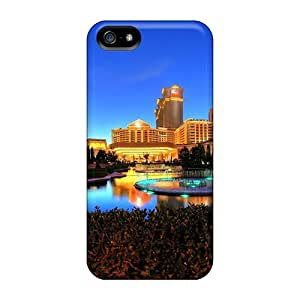 Top Quality Protection Caesars Palace Las Vegas Hotel Casino For SamSung Galaxy S5 Phone Case Cover