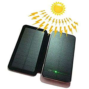 Solar-Charger-Powerful-Portable-Charger-Equipped-with-Foldable-Solar-Panels-10000-mAh-Dual-USB-Ports-External-Power-Bank-for-Mobile-Devices-Tablets-More-Other-USB-charged-Devices