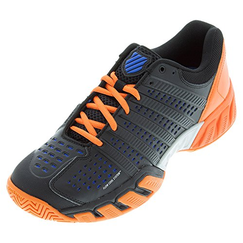 K-Swiss Bigshot Light 2.5 schwarz/orange (UK 7/EU 41)