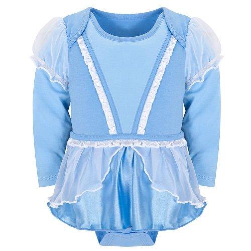 Disney Store Princess Cinderella Onesie Costume Bodysuit Size 3-6 Months (Baby Cinderella Costume)