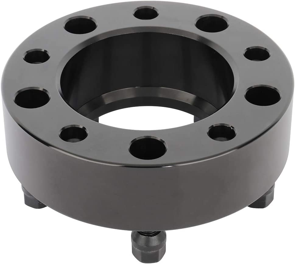 ECCPP Replacement for 5x150mm hubcentric Wheel Spacers 5 lug 2 inch 5x150 to 5x150 110mm fits for 2008-2016 Lexus LX570 2008-2016 Toyota Sequoia Tundra Land Cruiser with 14x1.5 Studs