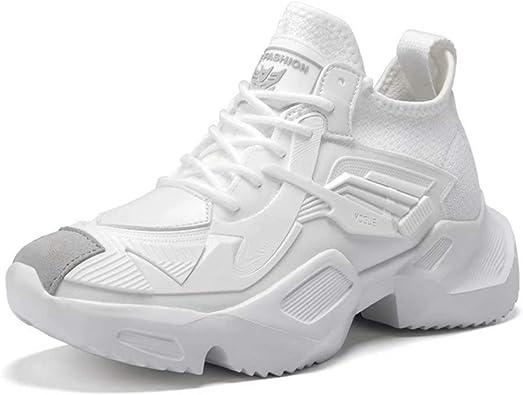 GSLMOLN Zapatillas de Deporte Hombres Running Zapatos para Correr Trail Gimnasio Ligero Transpirables Sneakers: Amazon.es: Zapatos y complementos