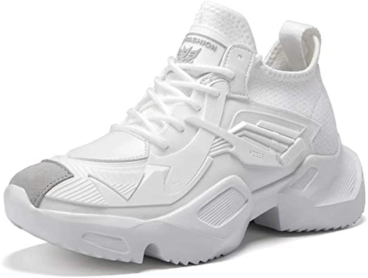 GSLMOLN Zapatillas de Deporte Hombres Running Zapatos para Correr ...