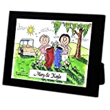 Best Personalized Gifts Buddies Frames - Personalized Friendly Folks Cartoon Caricature in a Color Review
