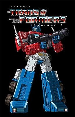 Transformers Classics Volume 1
