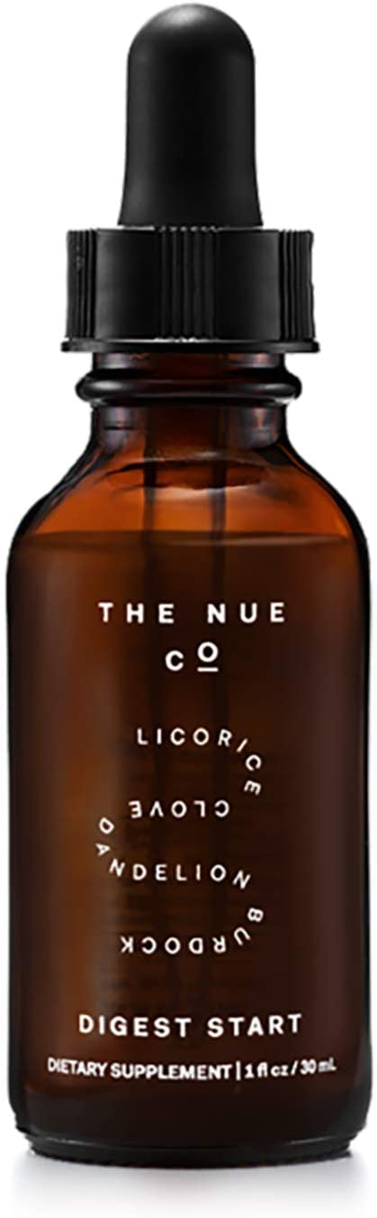 The Nue Co. - Digest Start   Kick-Starts Slow Digestion + Stimulates Your Digestive Enzymes (1 oz   30 ml)
