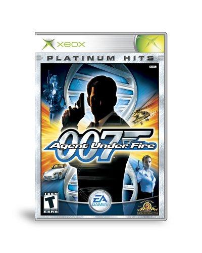 Bond: Agent Under Fire / Game B00005V6BJ