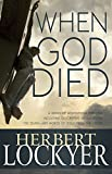 img - for When God Died: A Series of Meditations for Lent book / textbook / text book