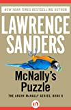 Front cover for the book McNally's Puzzle by Lawrence Sanders