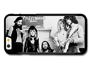 Fleetwood Mac Black and White Band Photoshoot with Drinks case for iPhone 6