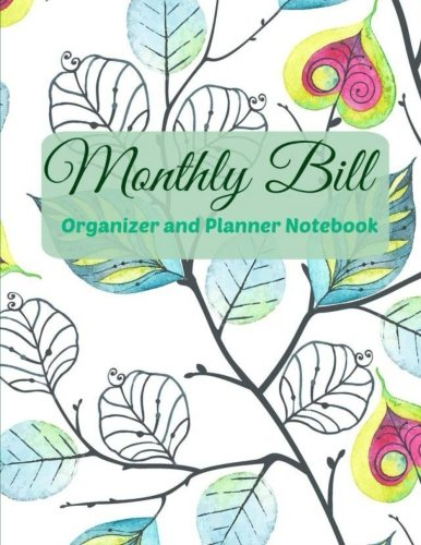 er and Planner Notebook (Extra Large Budget Planners-Paperback 8 x 11) (Volume 49) ()