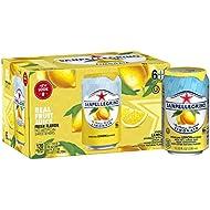 Sanpellegrino Lemon Sparkling Fruit Beverage, 11.15 fl oz. Cans (6 Count)