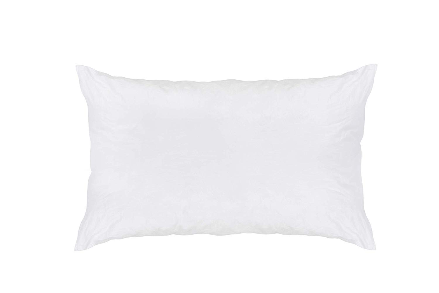 Divine Home 14''x 22'' Polyfill Insert for 12x20 Pillow Cover (2 Pack) by Divine Home