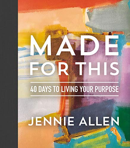 Pdf Bibles Made for This: 40 Days to Living Your Purpose