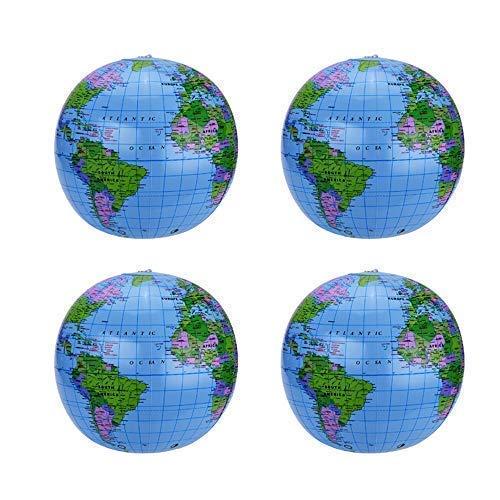 Happy reunion Globos inflables del mundo, 4 unidades, globo ...