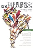 img - for 2: The Birds of South America: Vol. II, The Suboscine Passerines book / textbook / text book