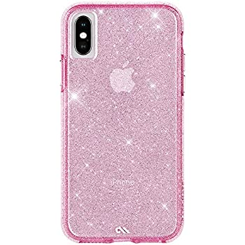 amazon   case mate   iphone xs case   sheer crystal
