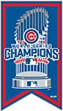 """Chicago Cubs 2016 World Series Champions Banner Pin 2"""" x 1.25"""" 13152"""