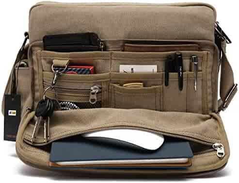 5f1e248cf66b Shopping Ivory - Under $25 - 1 Star & Up - Messenger Bags - Luggage ...