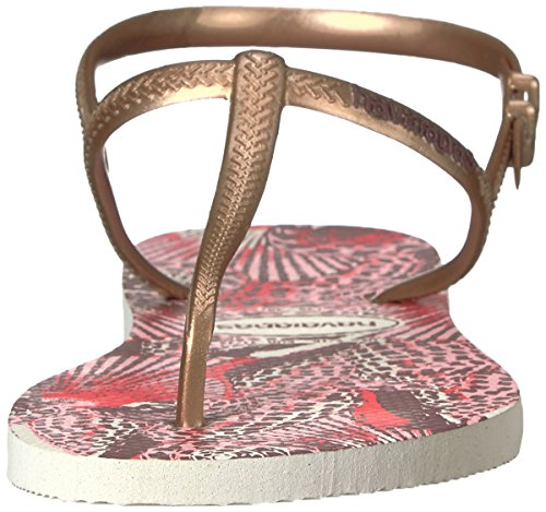 Flop Sandalo Di Sl Bianco Donne Di Delle La Stampa Libertà Havaianas Vibrazione Di wXfvIv