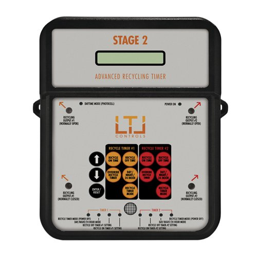 Ltl Control Stage 2 Controller   Advanced Recycling Timer