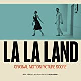 La La Land: Original Motion Picture Score (CD) ~ Soundtrack Cover Art