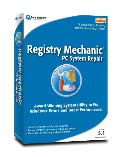 Registry Mechanic 5.x PC System Repair