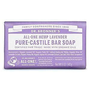 Dr. Bronner's Organic All-One Hemp Lavender ...