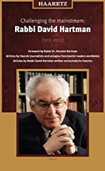 Haaretz e-books - Challenging the mainstream: Rabbi David Hartman (1931-2013) (English Edition)