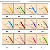 12pcs/lot diamond 12 colors gel pen Novelty Pen student pens office supplies