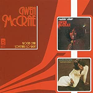 gwen mccrae rockin chair something so right amazon. Black Bedroom Furniture Sets. Home Design Ideas