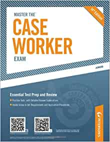Master the case worker exam petersons master the case worker exam master the case worker exam petersons master the case worker exam petersons 9780768929089 amazon books fandeluxe Images