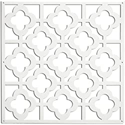 Wall Pops WPP0275 Honeycomb Decorative Hanging Room Division Panels