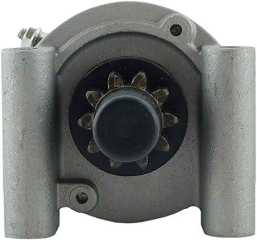 New Premium Starter fits Cub Cadet SLT1550 SLT1554 2005-2006 25HP 27HP New Holland G4030 G4035 G4050 23HP-25HP Toro LX425 LX468 LX500 20HP 22HP 3209801 3209801S 71095801 3209803 3209803S 3209804