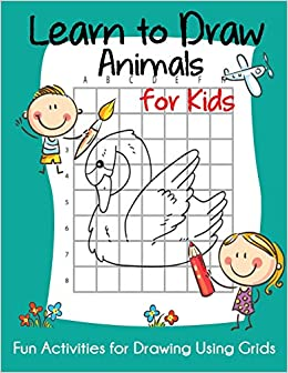 Learn To Draw Animals For Kids Fun Activities For Drawing Using