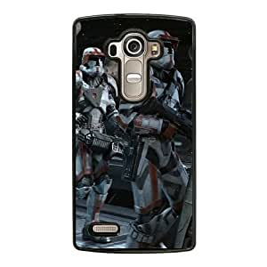 Grouden R Create and Design Phone Case,Star Wars Havoc Troopers Cell Phone Case for LG G4 Black + 1*Touch Stylus Pen (Free) GHL-2873803