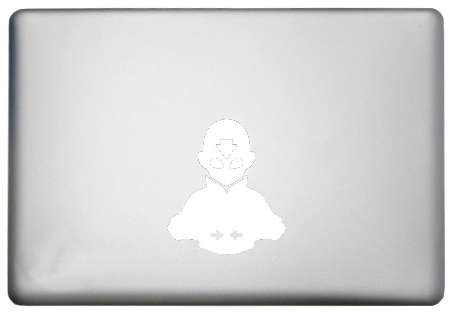 Avatar the last airbender mac book pro decal is a avatar decal available in 11 12 13 and 15 inch laptop sizes looks great with your avatar decals theme