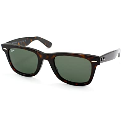 edf83e3c2c10f Image Unavailable. Image not available for. Color  Ray Ban RB2140 902 50  Tortoise Wayfarer Sunglasses ...