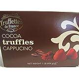 Truffettes de France - Caramel/Cappuccino Cocoa Truffles (Cappuccino)