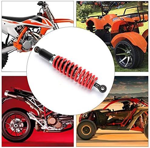 Fit for Dune Buggy Quad Dirt Bike ATV Rear Shock Absorber 350mm//13.8in Universal Shock Suspension