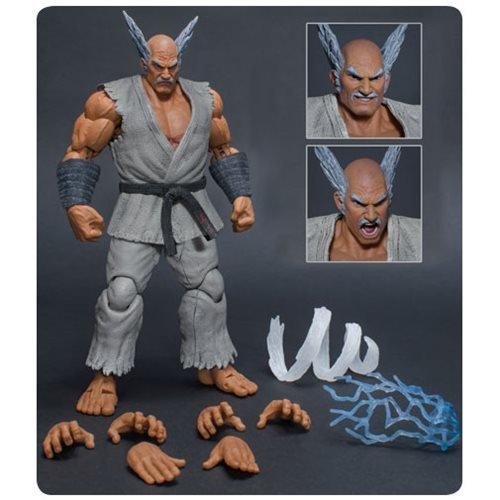 Storm Collectibles Tekken 7 Heihachi Mishima Special Edition 1:12 Scale Figure